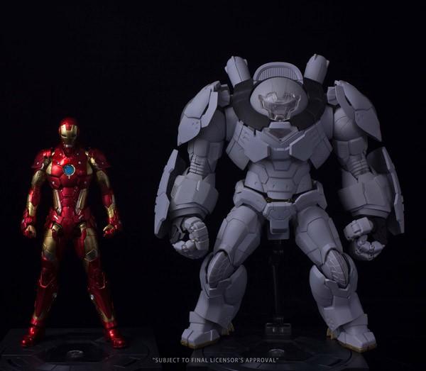 RE:EDIT IRON MAN  Hulkbuster SENTINNEL LTD