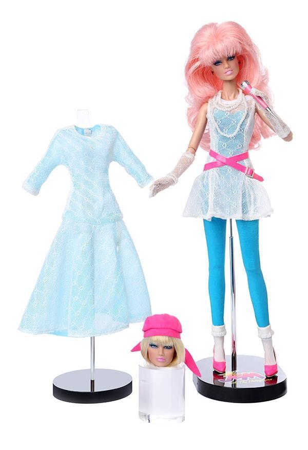 SDCC 2015 Hasbro Toy Shop Exclusive Twilight in Paris Jem / Jerrica Benton Doll