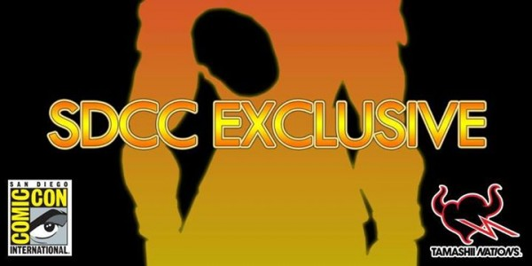 SDCC2015 S.H.Figuarts Son Goku « GO » Kanji edition