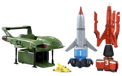 Thunderbirds Are Go! Craft Super Set
