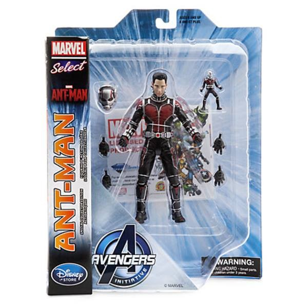 ant man marvel select