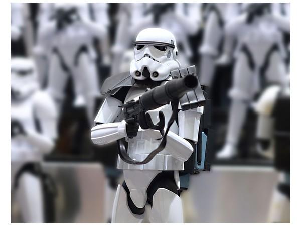 bandai sandtrooper 2