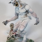 Scoop ToyzMag – Creatureplica : Rougarou Ghost Wolf