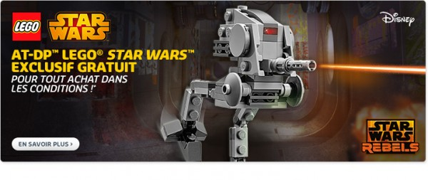 LEGO Stores AT-DP™ LEGO® Star Wars™