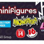 LEGO Minifigures Series 14 : Monsters