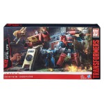 Platinum Edition Blaster Perceptor