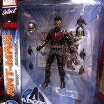 Dispo en France : Ant-Man Marvel Select et Marvel Legends