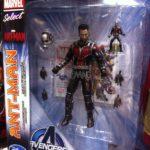 Dispo en France : Ant-Man Marvel Select et Marvel Legends