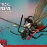 Ant-Man et Antony mini figurine par Hot Toys