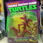 Dispo en France : Squirrelanoid – Tortues Ninja