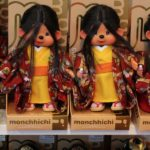 Japan Expo 2015 : Monchhichi