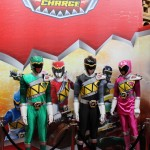 Japan Expo 2015 : Power Rangers Dino Charge