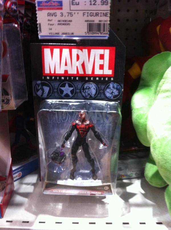 Mavel Infinite Series de Hasbro, Sipder-Man ultimate