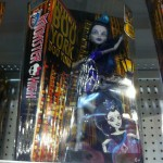 Mosnter High poupées Mattel