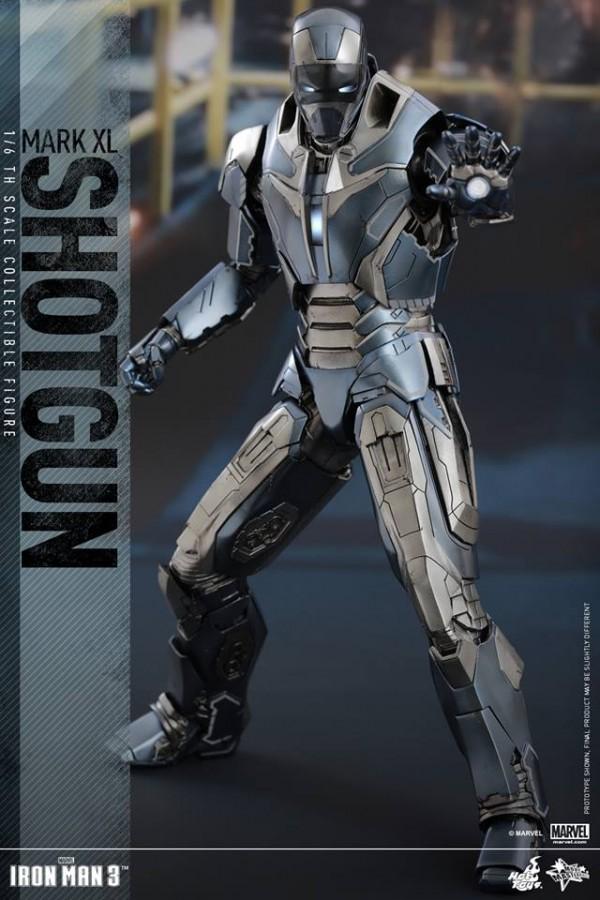 Iron Man 3 1/6th scale Shotgun (Mark XL)