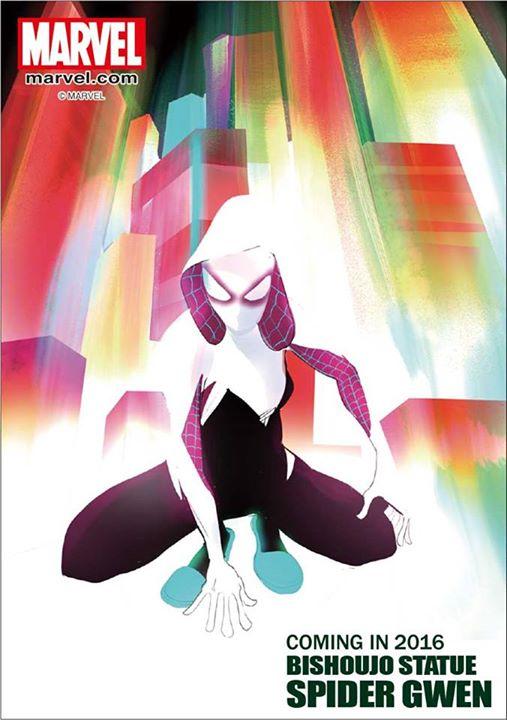 Marvel-Bishoujo-SpiderGwen