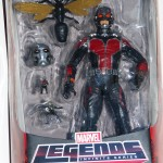 Marvel Legends : Review Ant-Man (Ultron BAF)