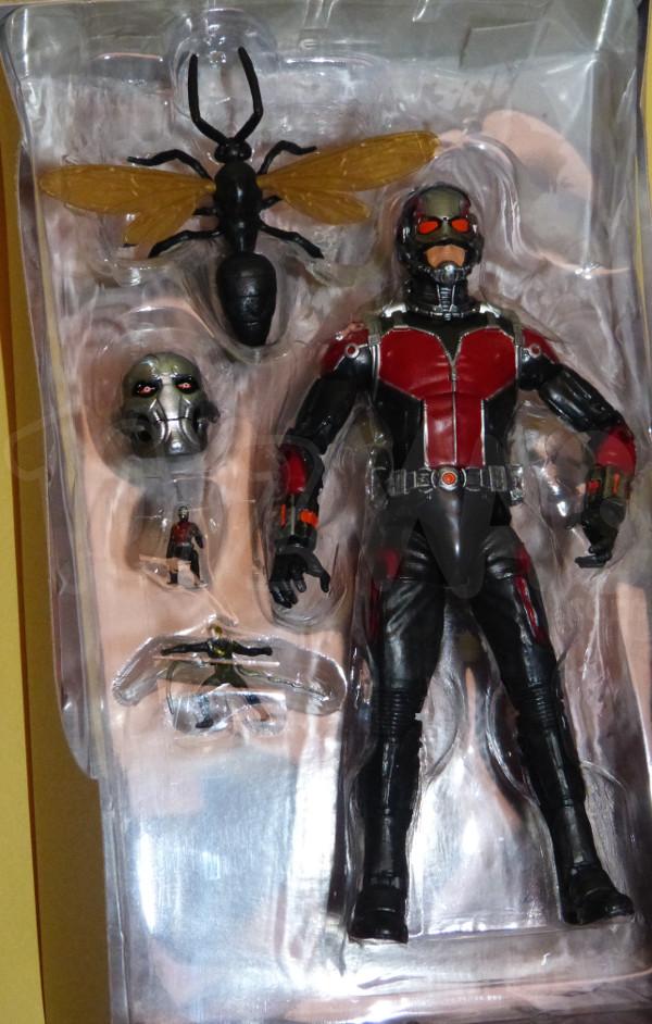 Marvel Legends Ultron BAF Ant-Man avec Antoine figurine antman