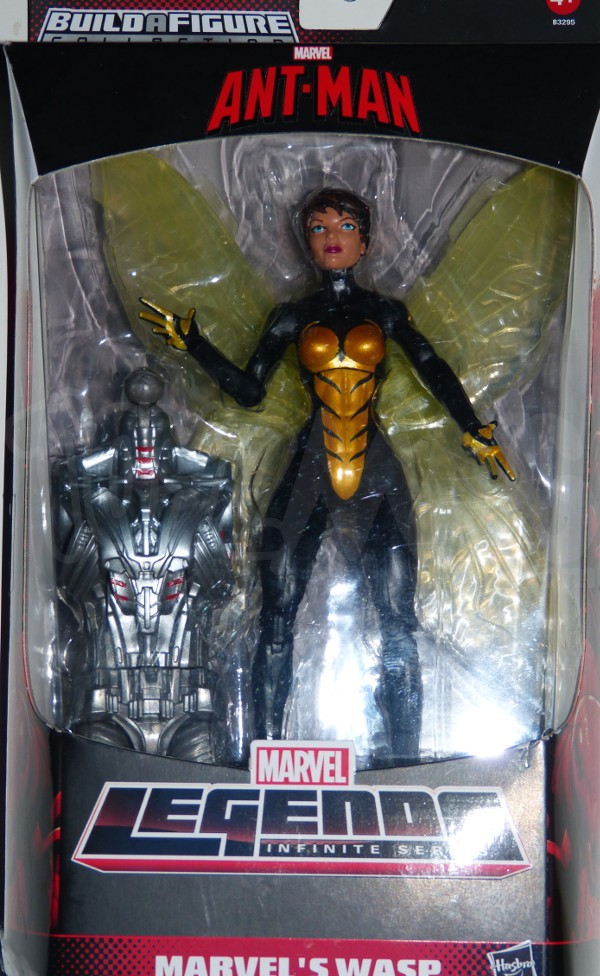 Marvel legends wasp avengers 1