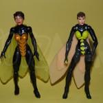 Marvel Legends : Review The Wasp (Ultron BAF)