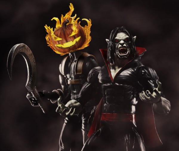 Morbius-Jack-O-Lantern
