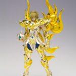 Réédition pour Aiolia du Lion Soul of Gold Myth Cloth Ex