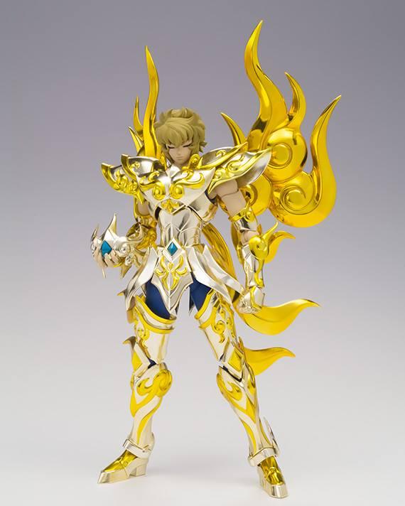 Aiolia du Lion Soul of Gold Myth Cloth Ex Les images officielles
