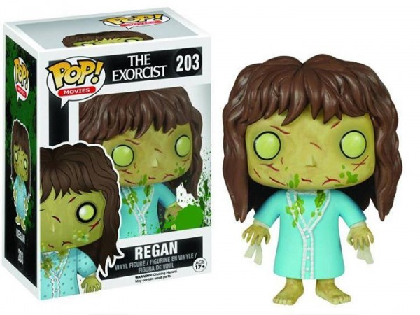 Funko Pop! Movies The Exorcist      Regan