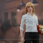 Pepper Potts & Mark IX par Hot Toys