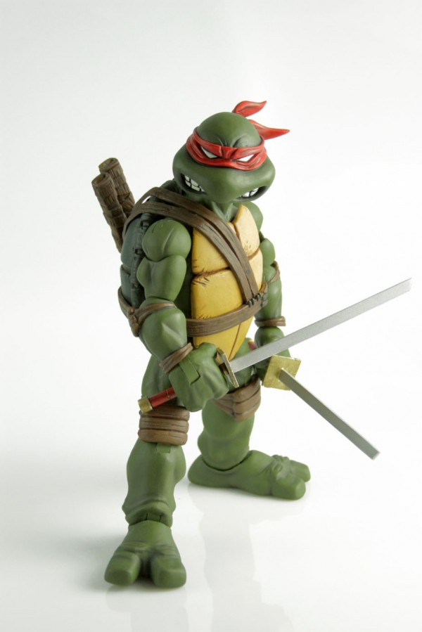 SDCC2015 Mondo Comic TMNT  Leonardo tortues ninja
