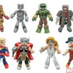 Marvel Secret Wars Minimates