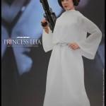 Star Wars Princess Leia par Hot Toys