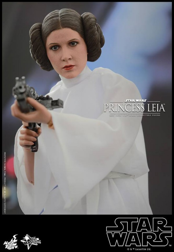 Star Wars: 1/6th scale Princess Leia Collectible Figure HOT TOYS