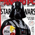 Du Star Wars dans les kiosques…