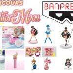 Concours Sailor Moon - Bandai - Banpresto