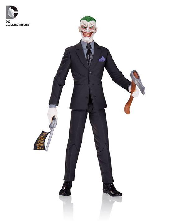 DC Comics Designer Series Greg Capullo: Wonder Woman and The Joker