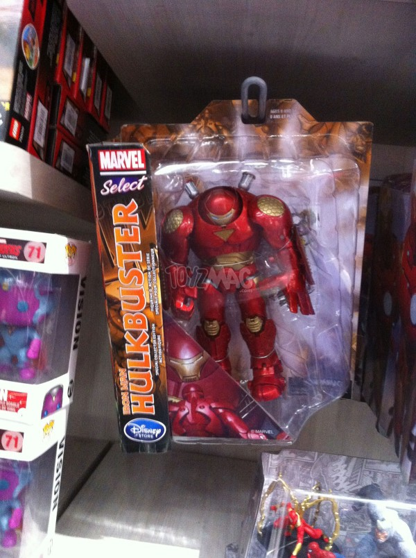 Marvel Select - Hulkbuster Disney Store Diamond Select Toys