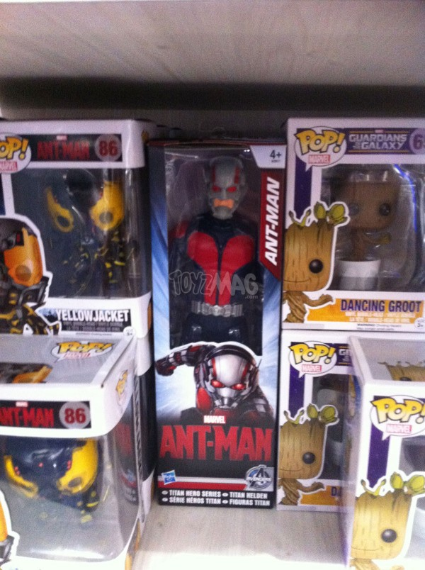 Super Heroes Marvel ANT-MAN