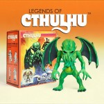 Cthulhu 12″ par Warpo Toys