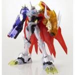 Digimon Reboot, 1er figurine chez Bandai