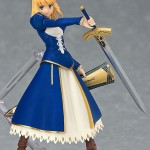 Review – Figma – Saber Dress