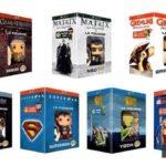 en France Les pop envahissent les coffrets DVD/Br