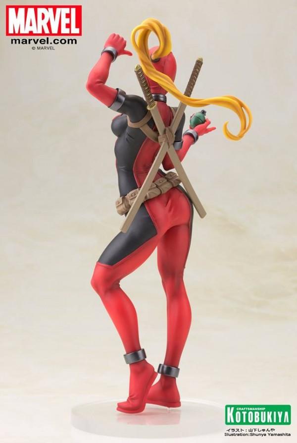 Lady Deadpool Bishoujo