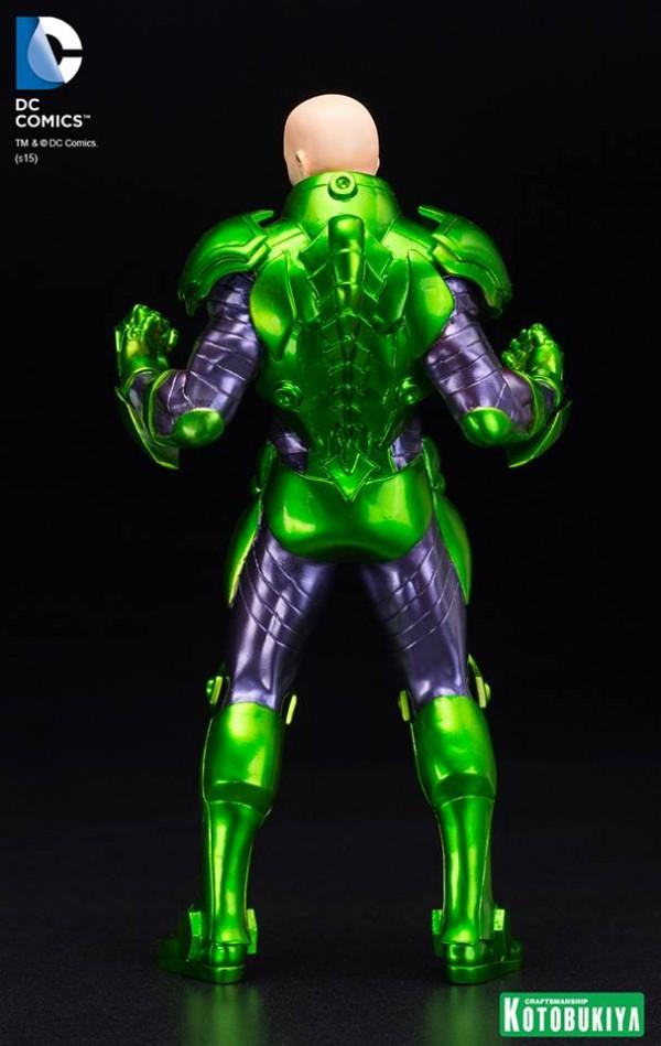 DC Comics Lex Luthor ARTFX+ Statue