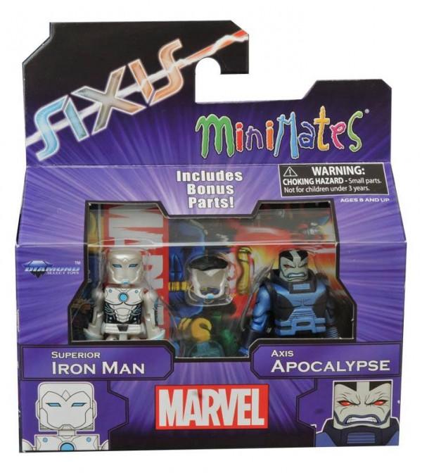 Marvel Minimates Series 62: Fixis
