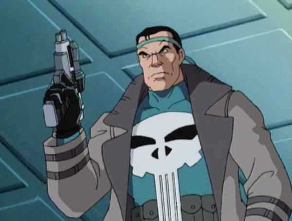 Punisher série animée