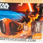 Star Wars 7 Le Reveil de la Force : Speeder de Rey