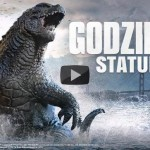 Preview Sideshow: Godzilla Statue