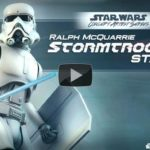 Preview Sideshow: Ralph McQuarrie Stormtrooper Statue