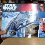 Star Wars 7 Le Reveil de la Force : Le Faucon Millenium